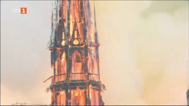 Силата на катедралата Нотр Дам
