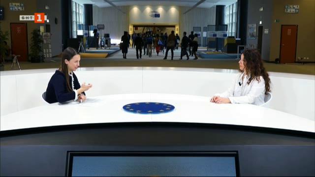 Евродепутатът Ева Майдел – какво искат младите?
