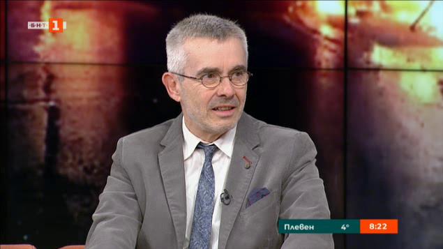 Ив Вейрие: Френският народ е много политизиран
