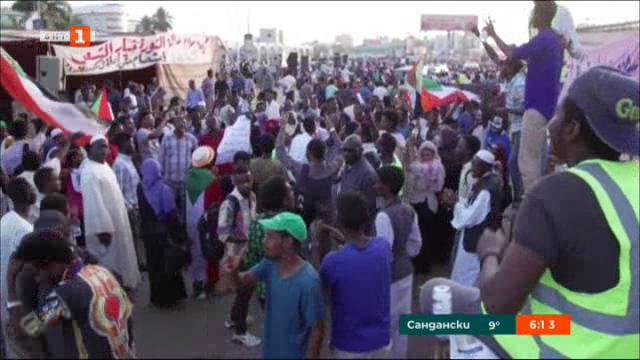 Протестите в Судан и ролята на жените