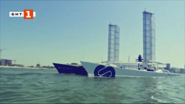 Първата напълно енергийно независима лодка