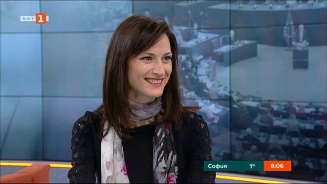 Мария Габриел: Иска ми се да заслужим доверието на хората
