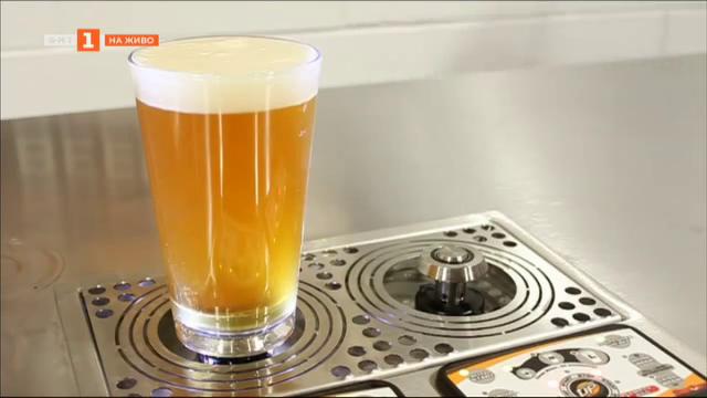 Как се прави домашна бира - пивоварът Георги Христов