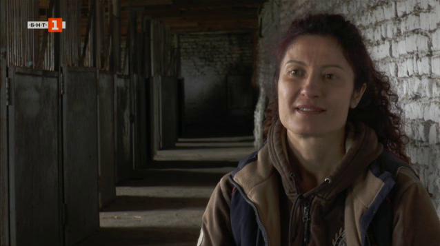 Ирена Методиева и лечебната сила на ездата