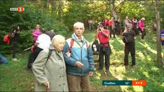 Сръбкиня на 100 години продължава да е запалена планинарка