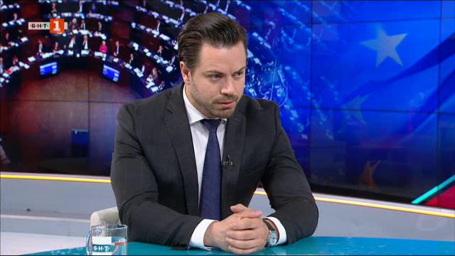 """Европейски избори 2019: Д-р Георги Димов – водач на листата на """"Атака"""""""