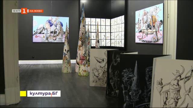 Изложба на Николай Панайотов в галерия Нирвана