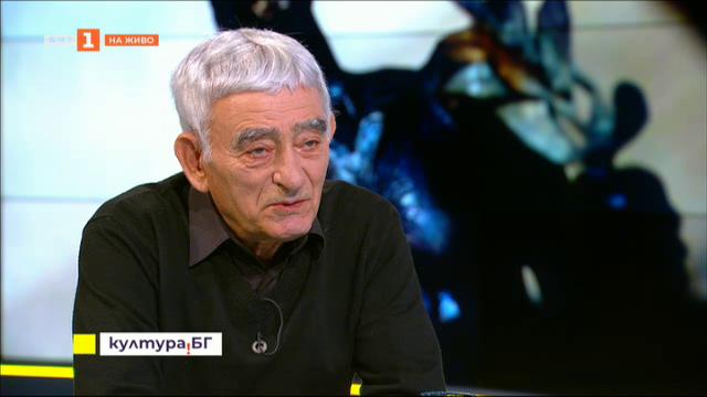 Иван Налбантов с Аскеер за цялостен принос към театралното изкуство
