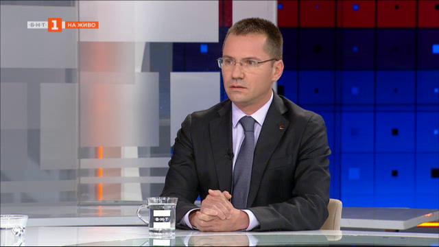 Политическо интервю с Ангел Джамбазки – водач на листата на ВМРО-БНД