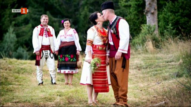 Защо напоследък е хит да се ожениш по стар български обичай?