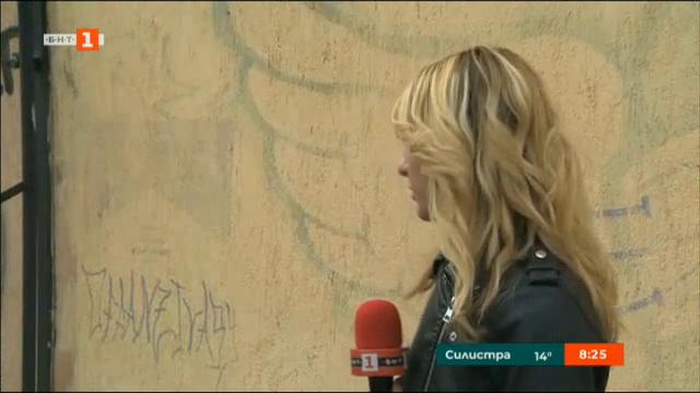 Наказаха ученици, рисували графити по обществени сгради