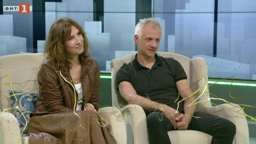 Маргита Гошева и Иван Бърнев - гости в Извън играта