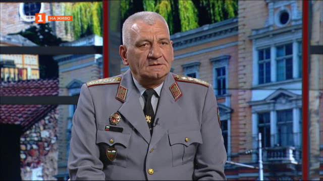 Ген. Андрей Боцев: Целта ми е създаването на боеспособна армия