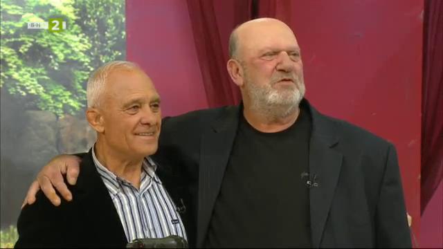 Иво Папазов-Ибряма и Иван Гарабитов гостуват в Добър ден с БНТ2