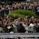 снимка 6 Специално студио: Света литургия, отслужена от папа Франциск в София