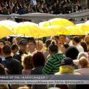 снимка 19 Специално студио: Света литургия, отслужена от папа Франциск в София