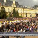 снимка 21 Специално студио: Света литургия, отслужена от папа Франциск в София