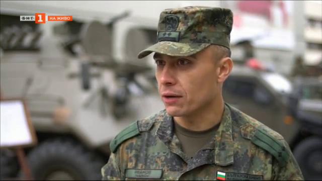 Бъди войник: сухопътни сили