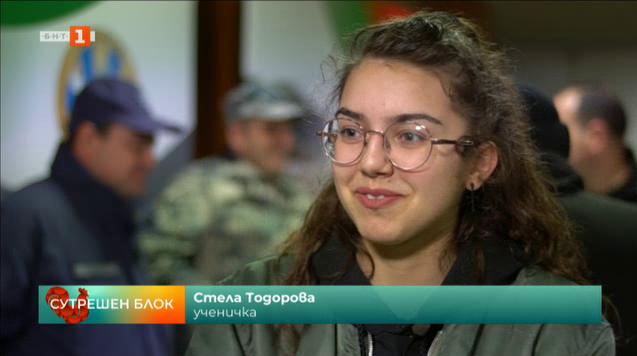 Историята на Стела Тодорова, която мечтае да работи в авиацията
