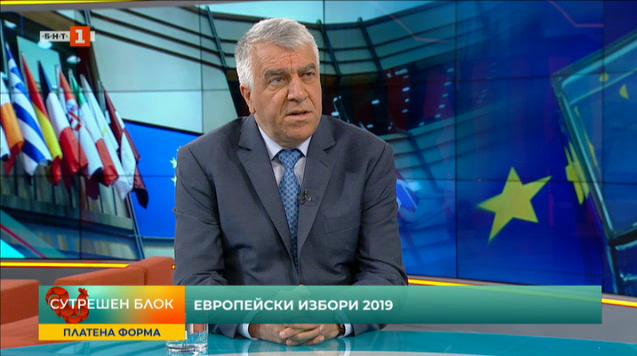 Евроизбори 2019: Румен Гечев, кандидат за евродепутат от БСП
