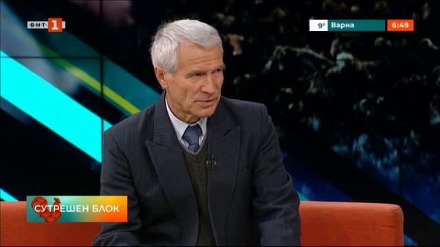 Инж. Михаил Михайлов: Трябва да се завиши контролът върху пръскането с пестициди