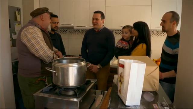 Бързо, лесно, вкусно: Новодомецът Светозар Иванов и семейството му