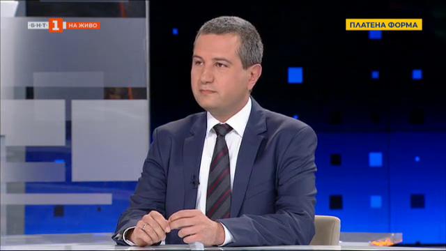 Интервю с Иван Кръстев - кандидат за евродепутат от листата на БСП за България