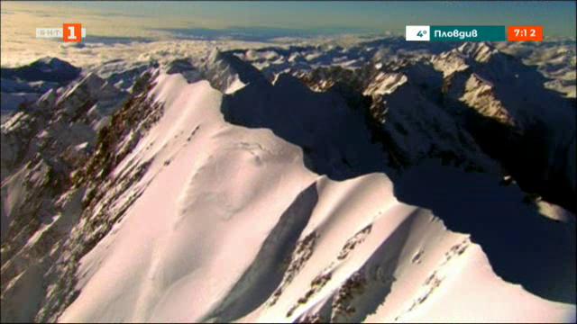 Изчезването на ледниците