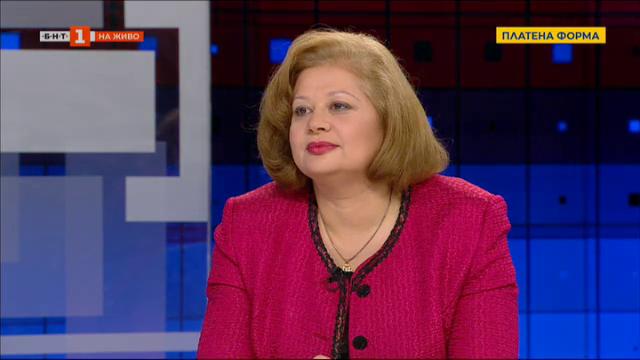 Интервю с проф. д-р Мариела Модева, кандидат за евродепутат на БСП за България