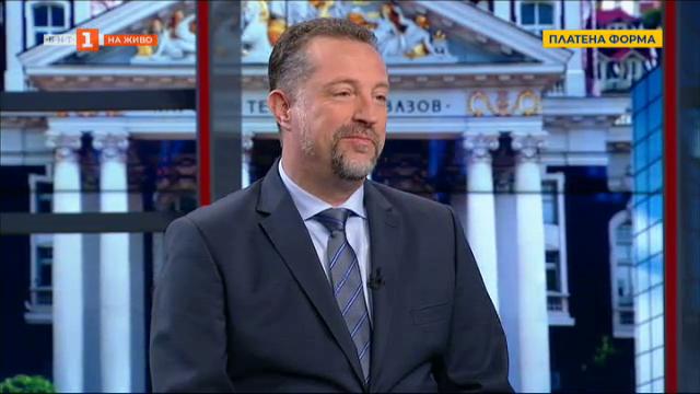 """""""Европейски избори 2019"""": Иво Христов – кандидат за ЕП от БСП за България"""