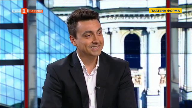 """""""Европейски избори 2019"""": Момчил Неков - кандидат за ЕП от БСП за България"""