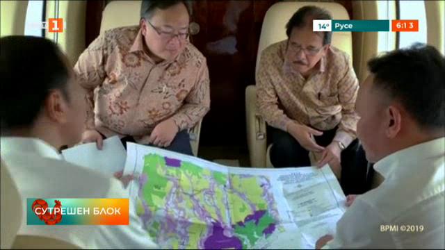 Индонезия търси място за нова столица