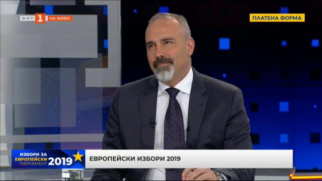 Петър Клисаров - водач на листата на партия Пряка демокрация
