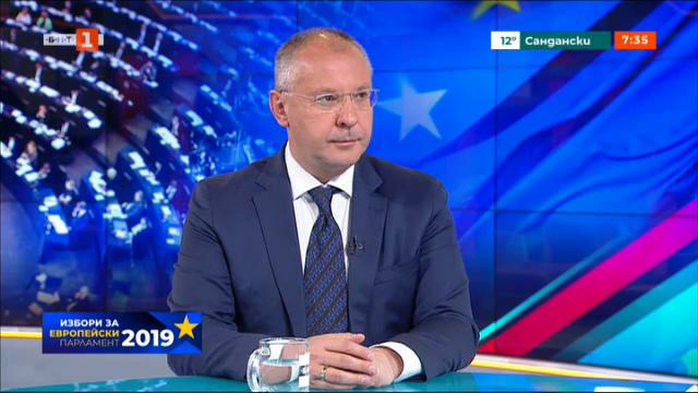 Евроизбори 2019: Сергей Станишев, кандидат за евродепутат от БСП за България