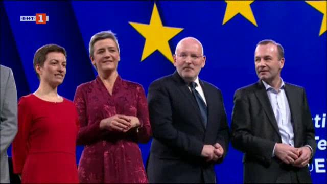 Дебатът за председател на ЕК