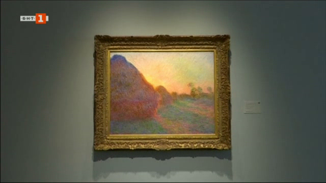 Картина на Моне беше продадена за милиони