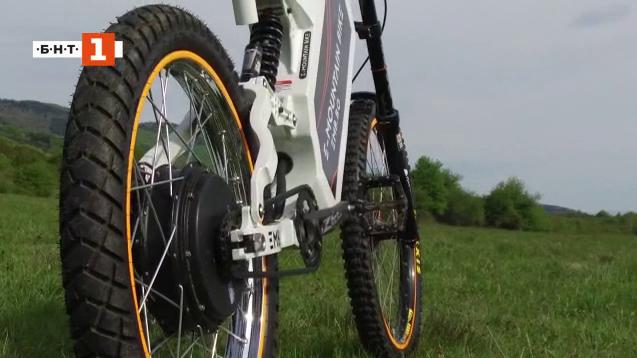 Електрически планински велосипед
