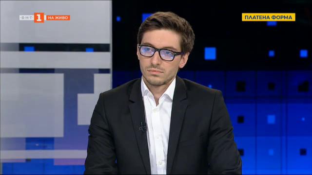 """Евроизори 2019: Румен Чолаков - водач на листата на Коалиция """"Път на младите"""