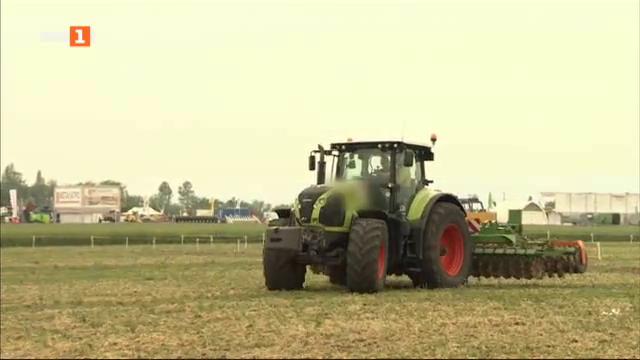 Най-голямото изложение за земеделска техника БАТА АГРО
