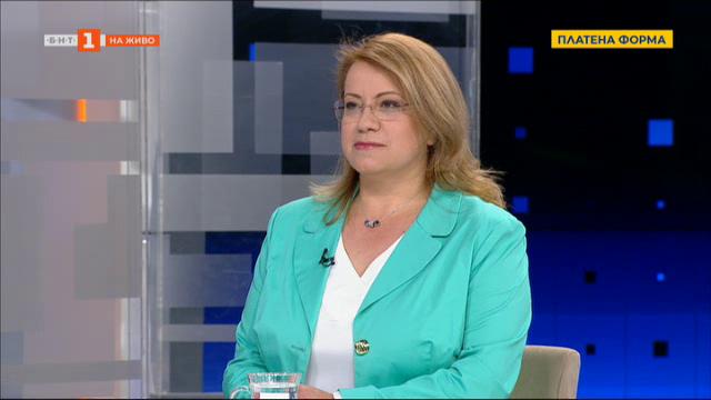 Евроизбори 2019: Деница Златева - кандидат в листата на БСП за България