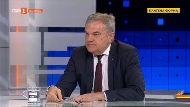 Евроизбори 2019: Румен Петков, кандидат за евродепутат от Коалиция за България