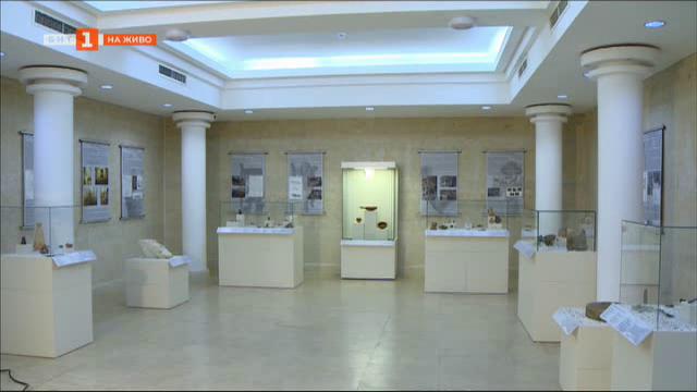 Пета годишна изложба Археология на София и Софийско