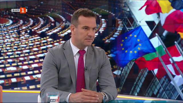 Евроизбори 2019: Крум Дончев - кандидат за евродепутат от БСП за България