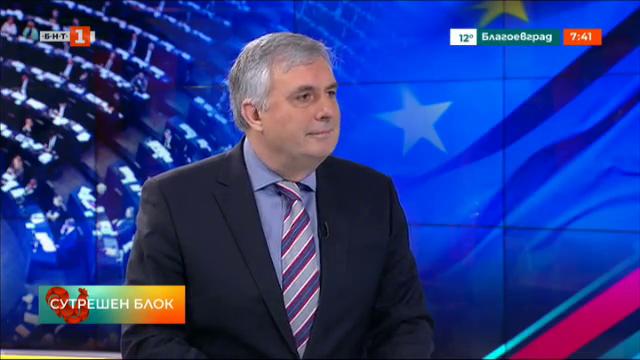 И. Калфин: Мнозинството в ЕП е проевропейско и различно от сегашното статукво