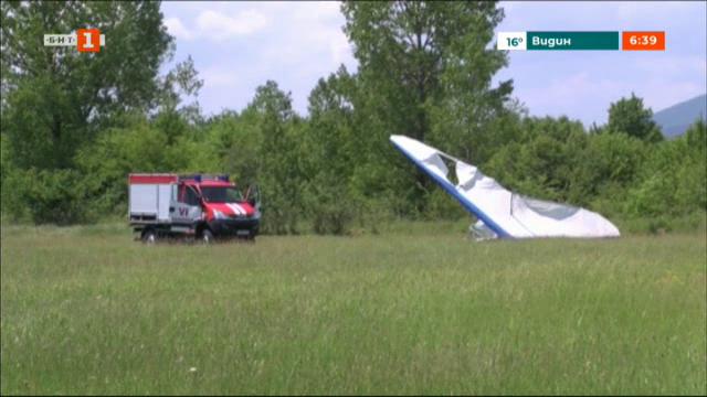 Пилот на делтапланер загина при авиоинцидент край казанлъшкото село Юлиево