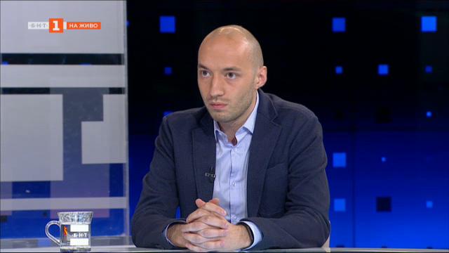 Димитър Ганев: Не мисля, че ще има един-единствен наследник на Цветанов