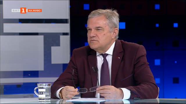 Румен Петков: 80 хиляди са невалидните бюлетини в евроизборите