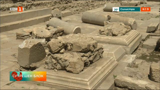 Отпуснати са средства за ремонт на пътя до Хераклея Синтика