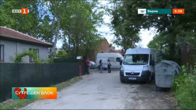 Камионче за опасни отпадъци в Русе