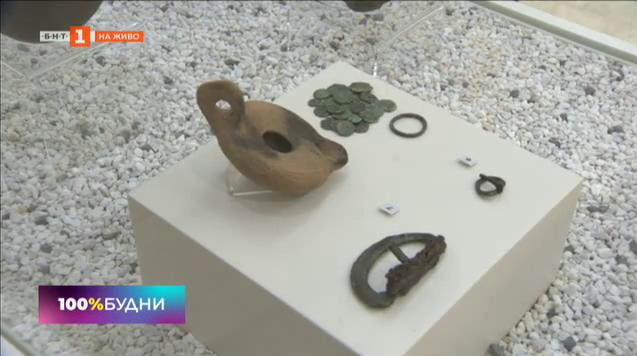 Последни археологически находки от стара София